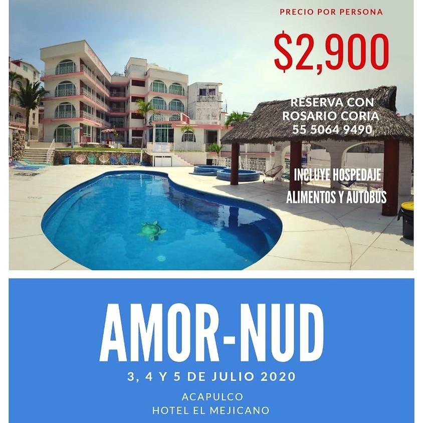 Excursión Amor-Nud Acapulco