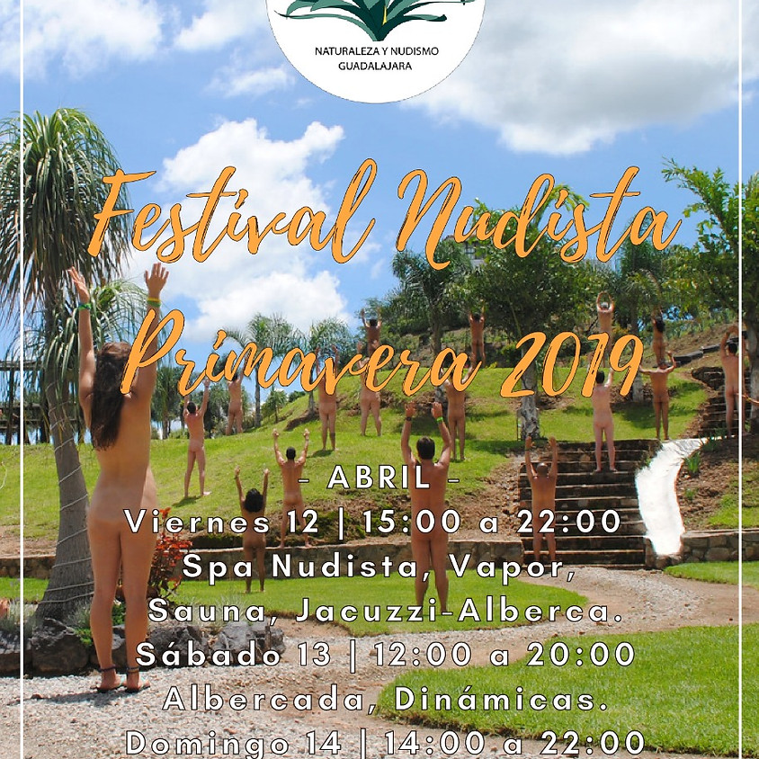 Festival Primavera Nudista