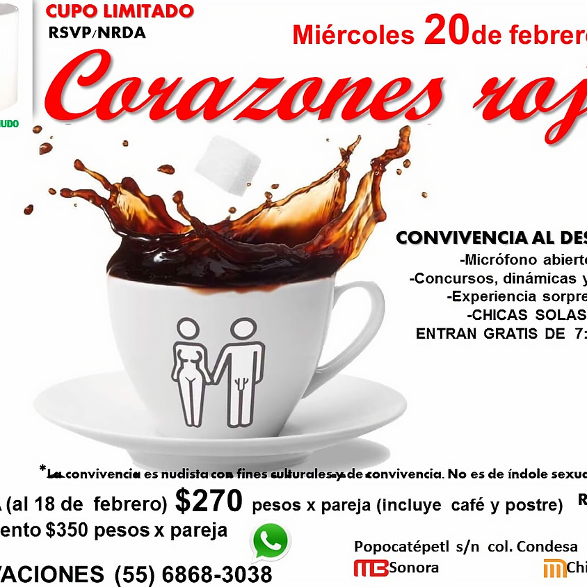 Café al Desnudo