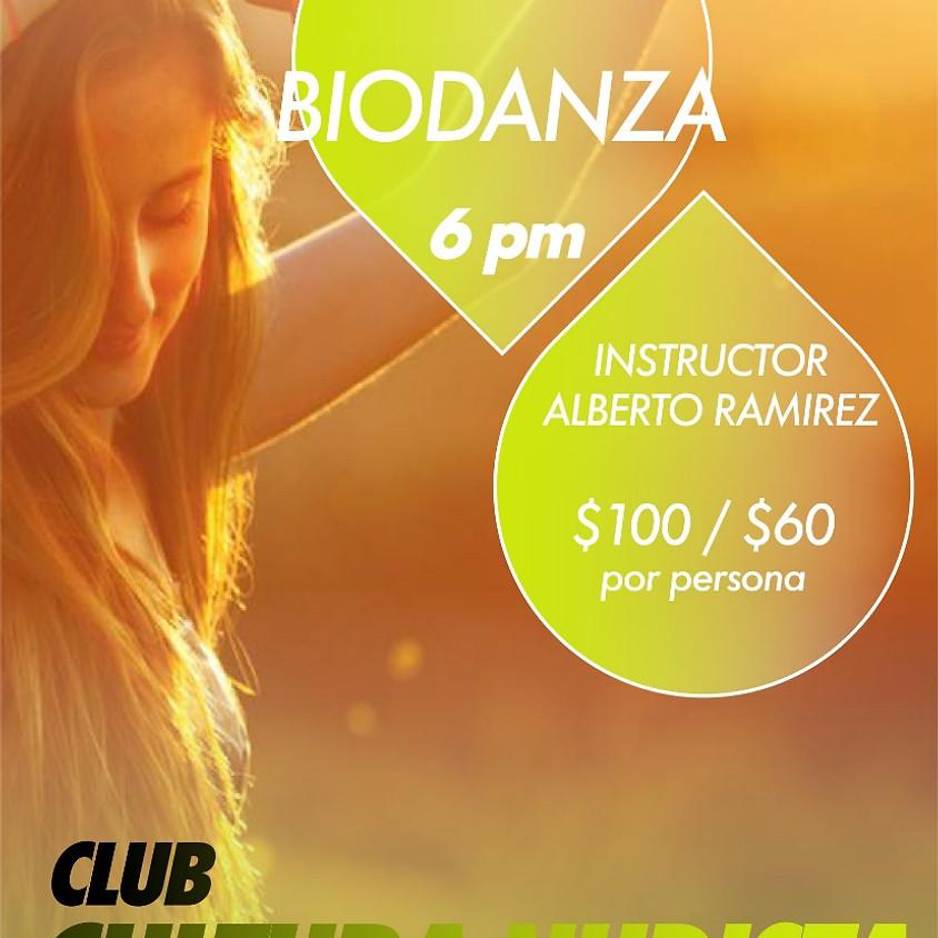 Taller de Biodanza