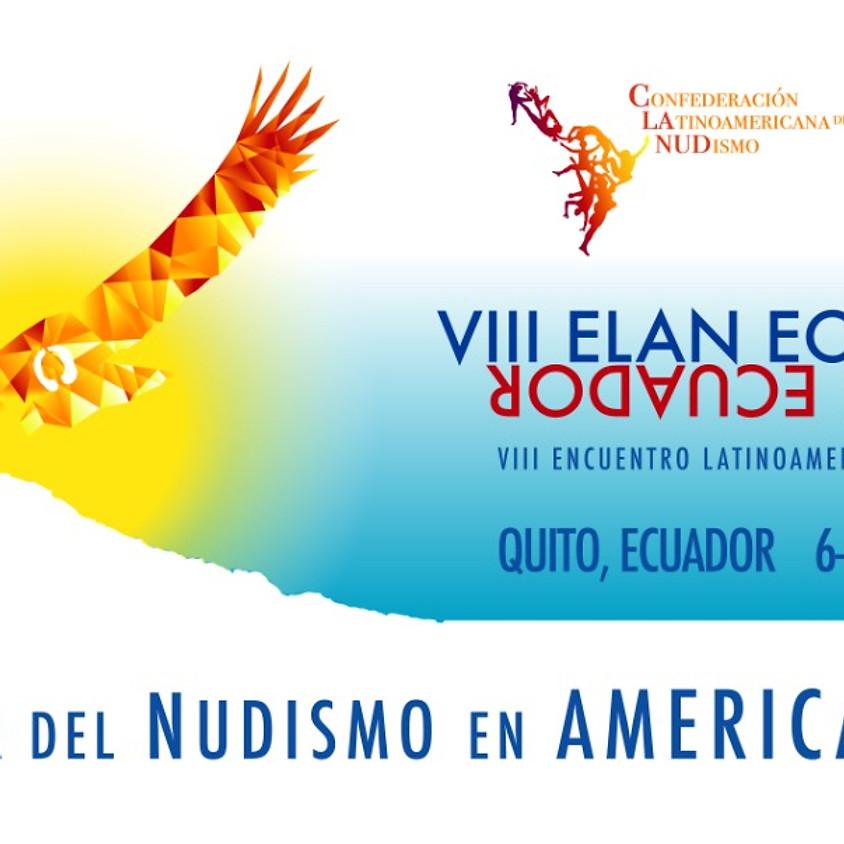 VIII Encuentro Latinoamericano del Nudismo (Quito, Ecuador)