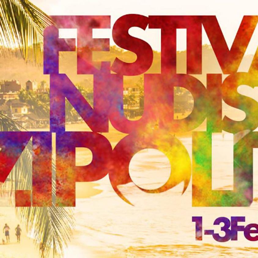 Festival Nudista Zipolite 2019