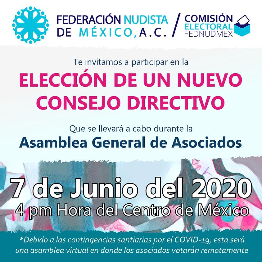 Elección de un Nuevo Consejo Directivo