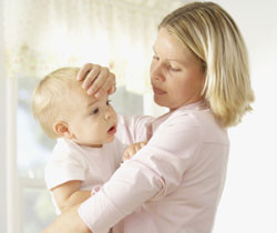 Treating Kids for side effects of Vaccination