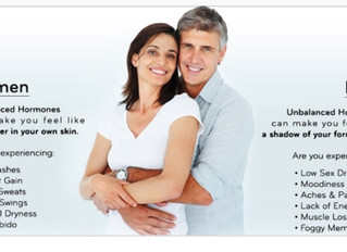 Bio- Identical Therapy for Men and Women
