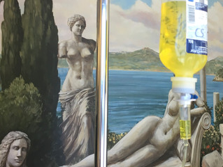 We do variety of IV Therapiesfrom High Dose Vitamin C, Myers to Glutathione push