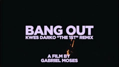 Pa Salieu - Bang Out feat. Gazo [Kwes Darko Remix]