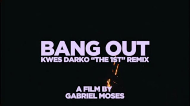Pa Salieu - Bang Out feat. Gazo [Kwes Darko Remix]