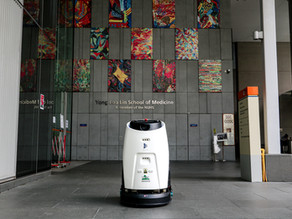 Autonomous Robots in School Environments after COVID-19
