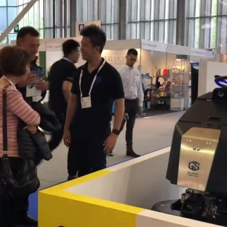ISSA Interclean Amsterdam 2018 Exhibition