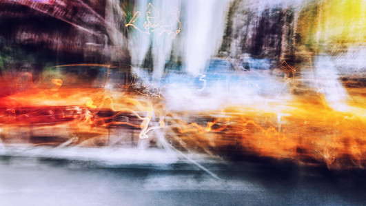 Gotham's Road Rage