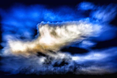 Blue spillover