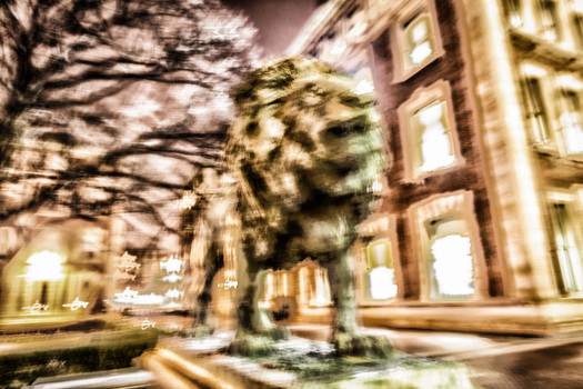 The Lion of Columbia