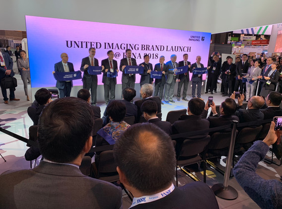 Medimax during the RSNA'18