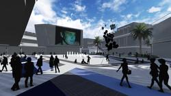 Multipurposed Event Plaza