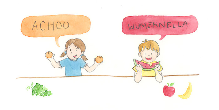 Achoo and Wumernella