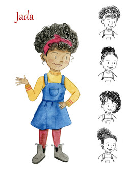Jada Character Sheet