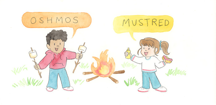 Oshmos and Mustred