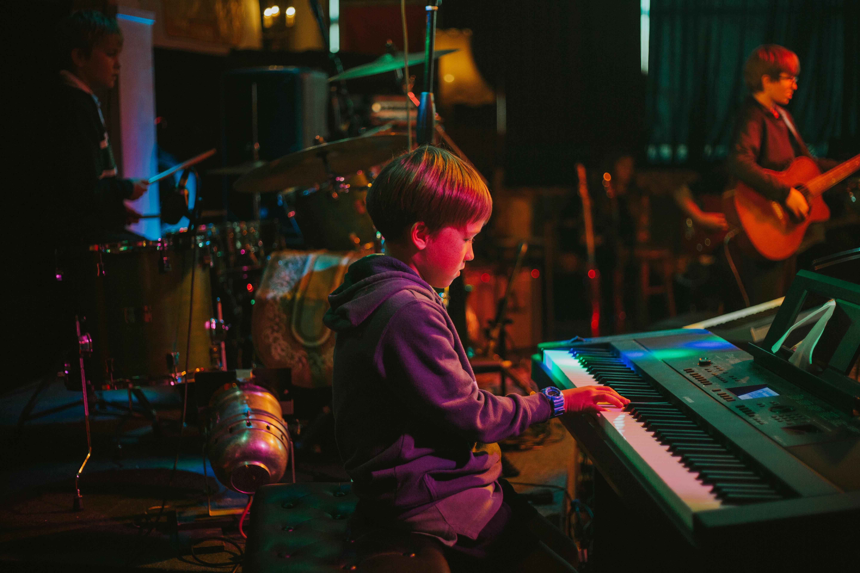 Robbie Piano