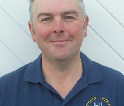 Cromer RNLI Coxswain retires after 36 years of service.
