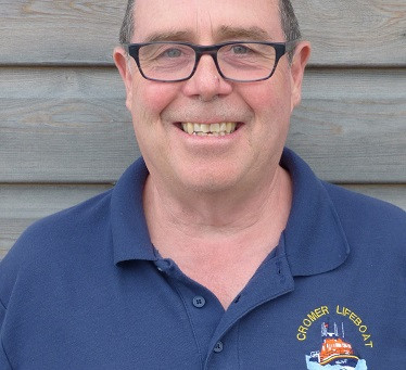 Cromer RNLI appoint new Lifeboat Operations Manager