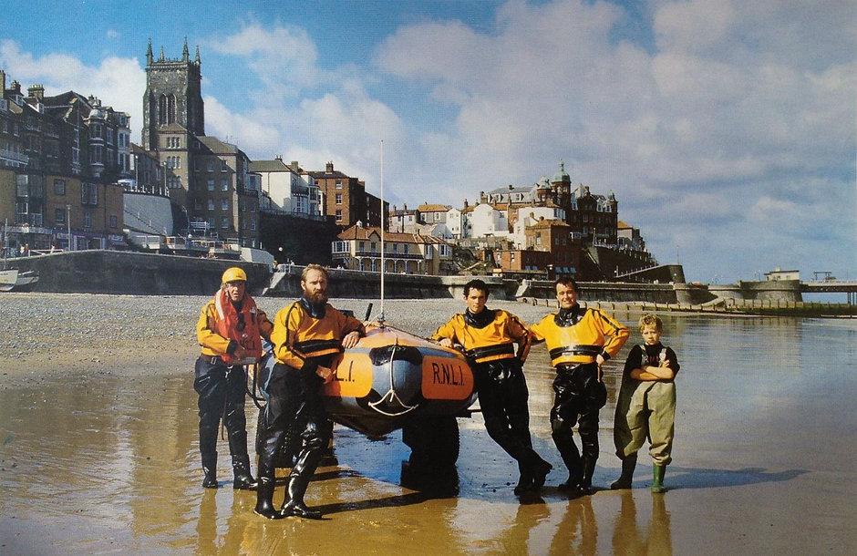 Cromer RNLI Lifeboat Station 1985