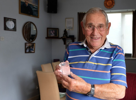 Cromer lifeboat volunteer looks back on six decades of service