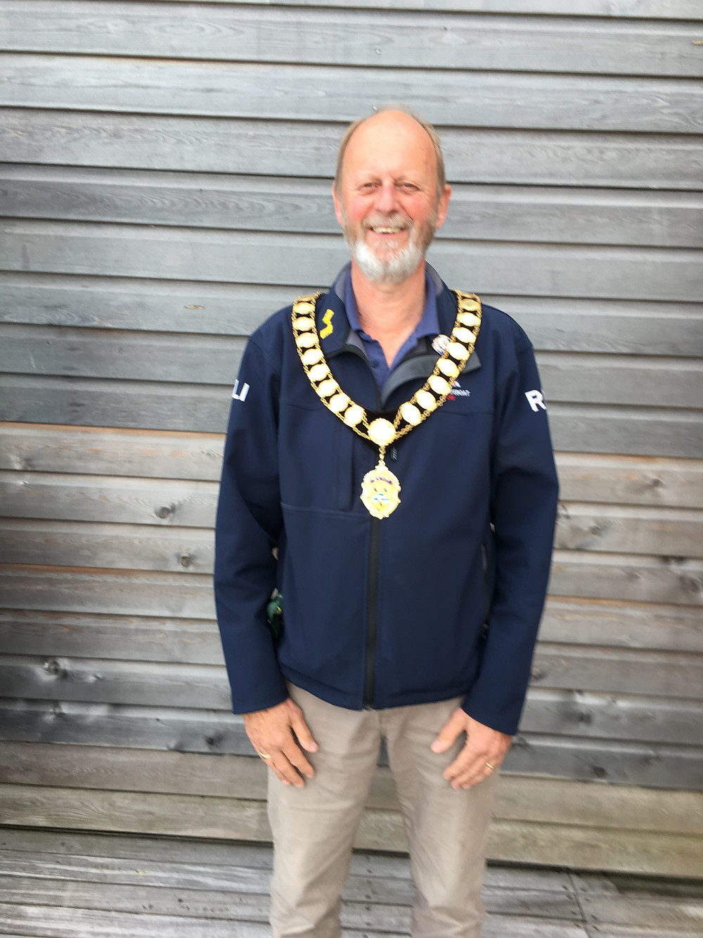 Richard Leeds, Cromer Town Mayor