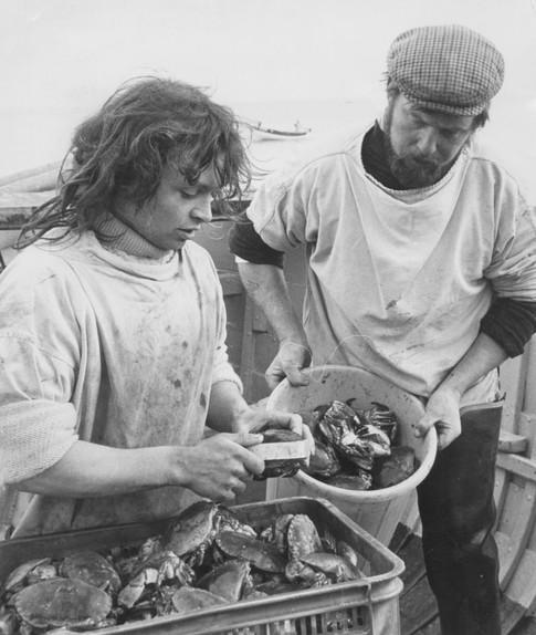 Richard Davies & Rocky, 1975