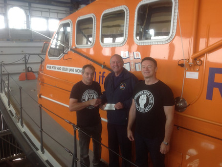 Northern Soul Nights raises money for Cromer RNLI