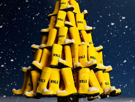 RNLI appeals for support this Christmas as charity feels the impact of coronavirus