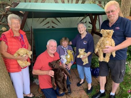 Surprise donation of rare Steiff teddy bears go up for auction