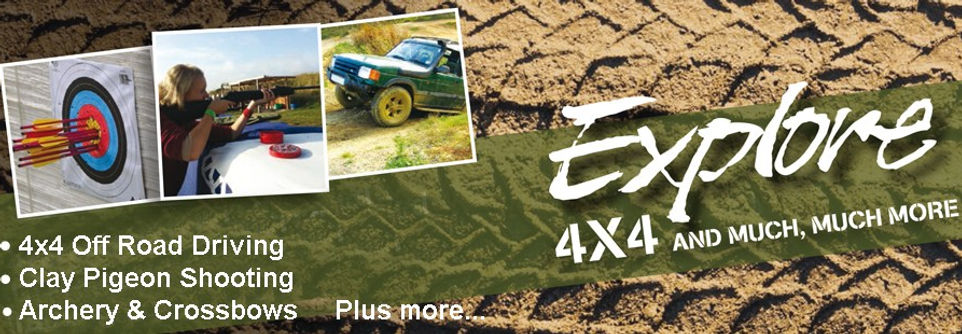 Explore 4x4 : Off Road Driving & More