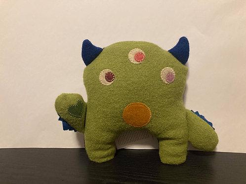 Zark - Wool Heating/Cooling Monster