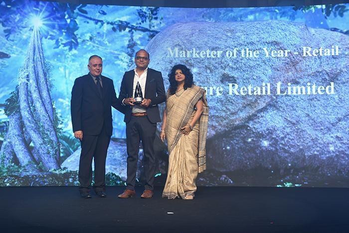 IIA leadership awards-2017. Marketer of the year ( Retail)