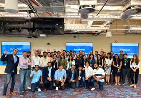 #TeamSorted at Facebook India Retail Summit - Singapore