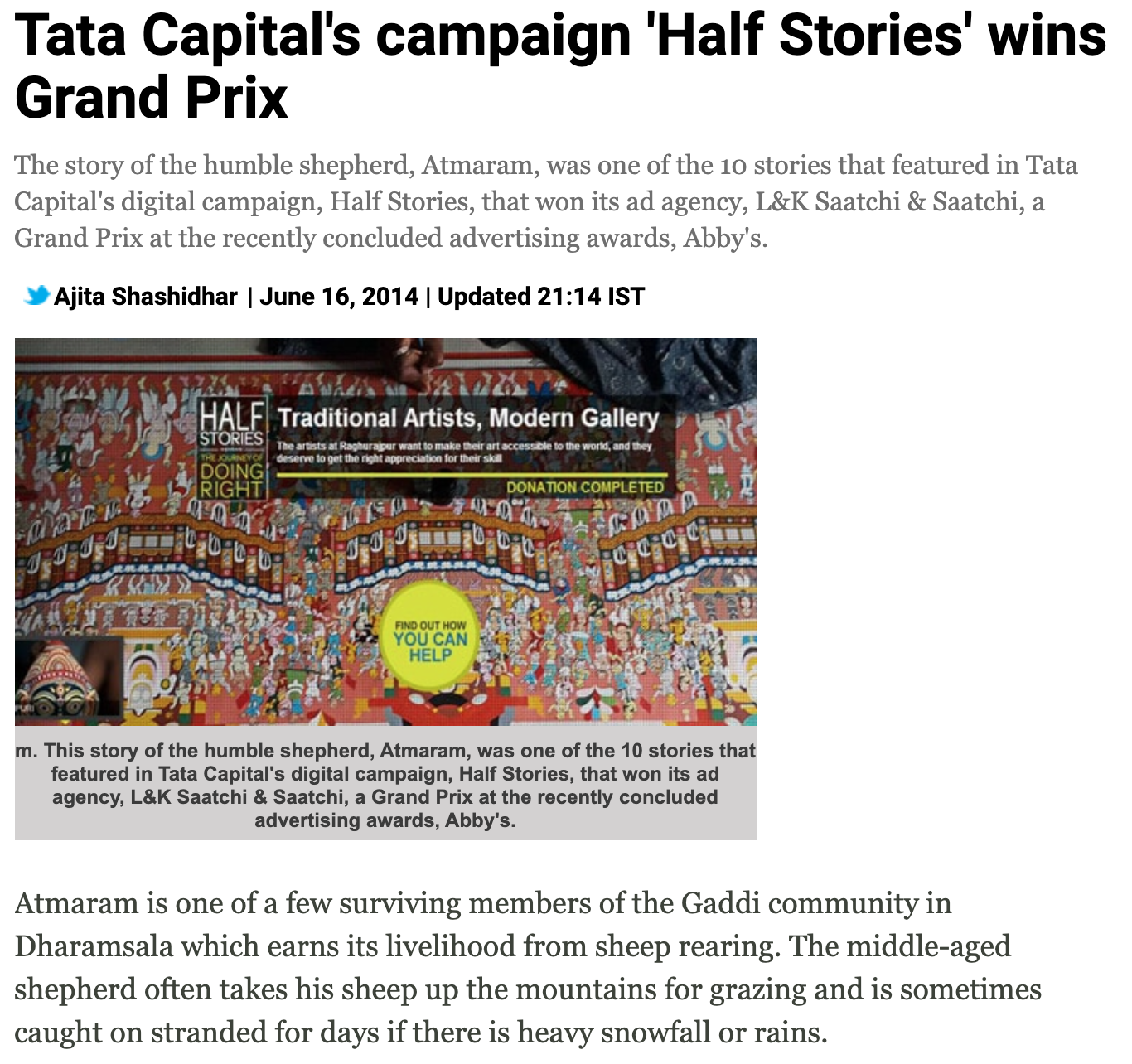 TATA CAPITAL CASESTUDY WINS GRANDPRIX