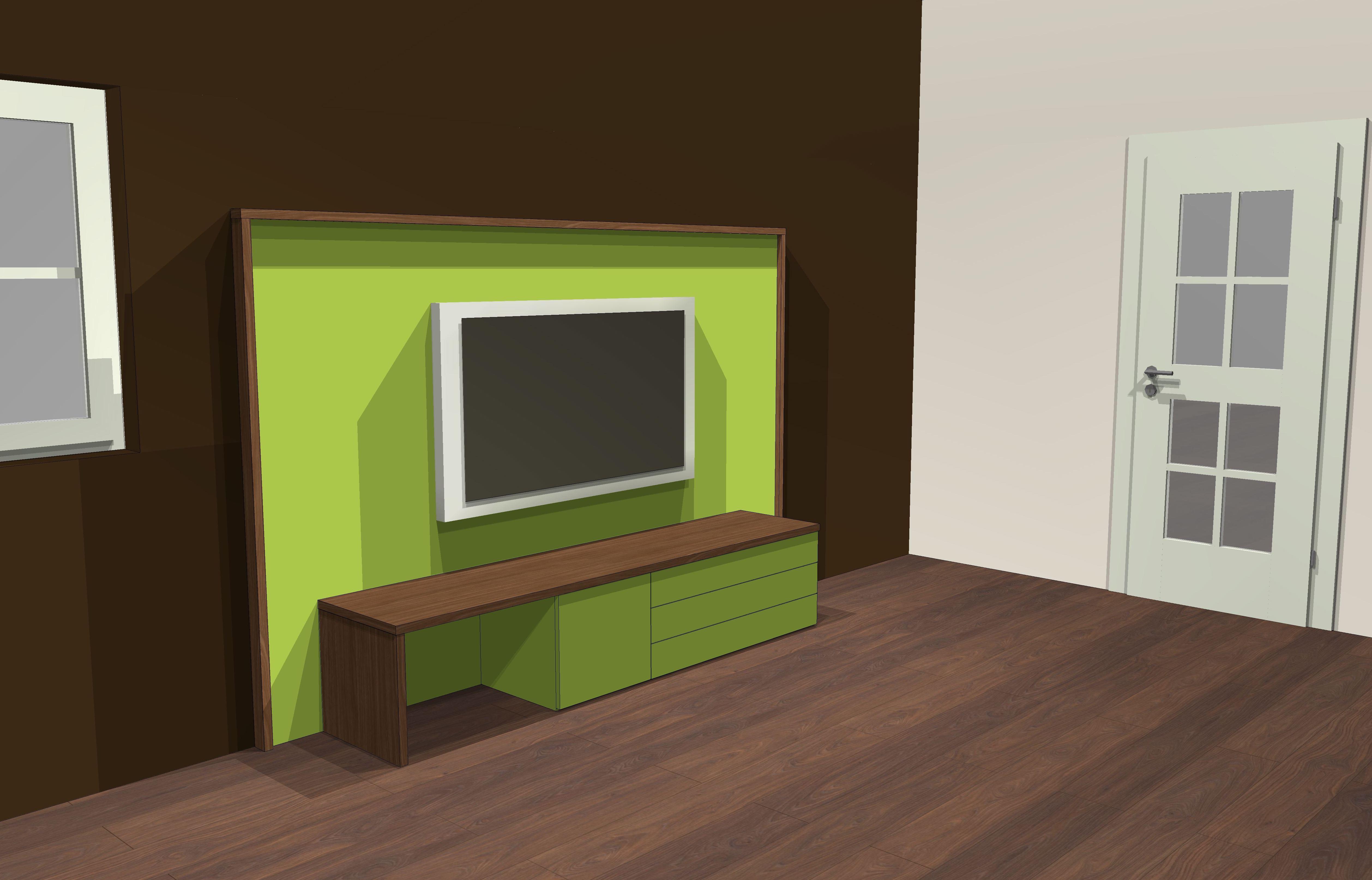 Lowboard Green-Nut 1.1