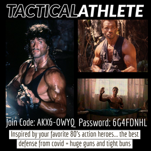 Training For the ACFT - Tactical Athlete Program by Training For 600