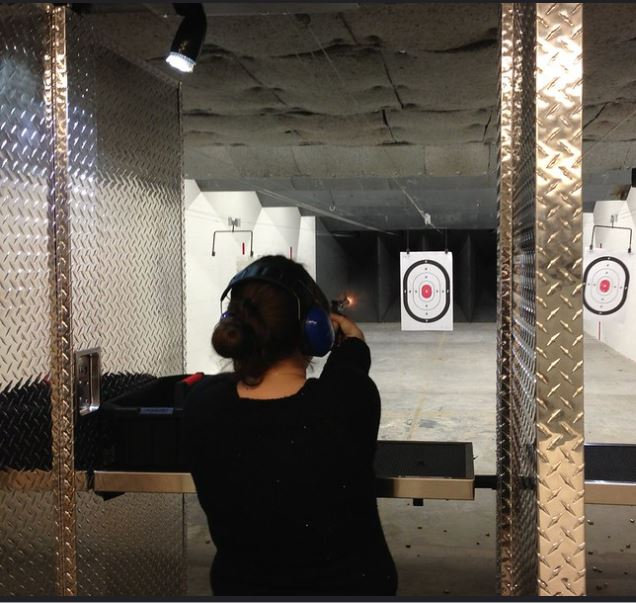 1 on 1 Firearms Training