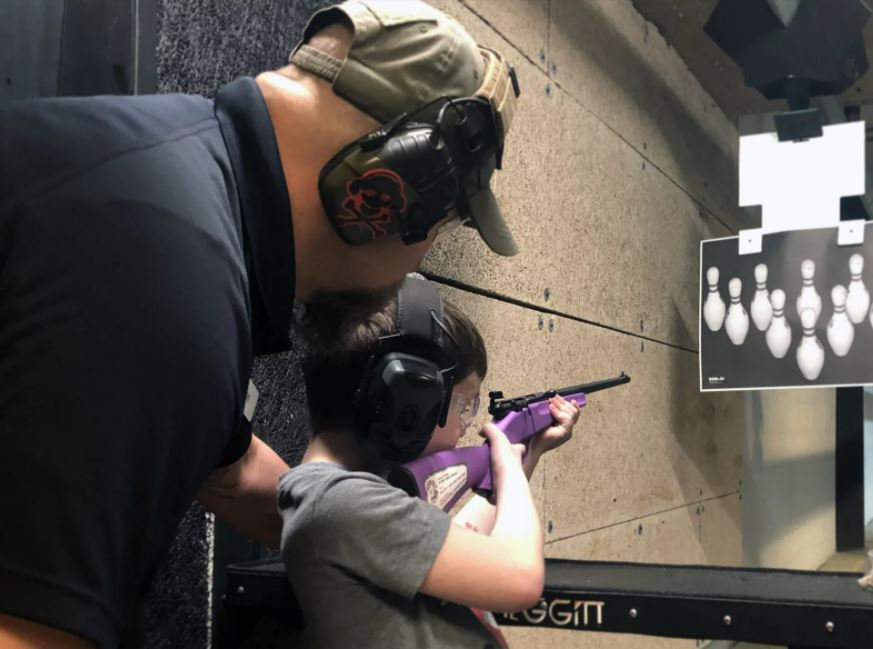 Youth Firearms Introduction & Safety