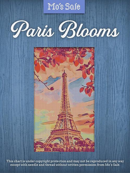 Paris Blooms