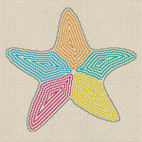 Spiral Starfish