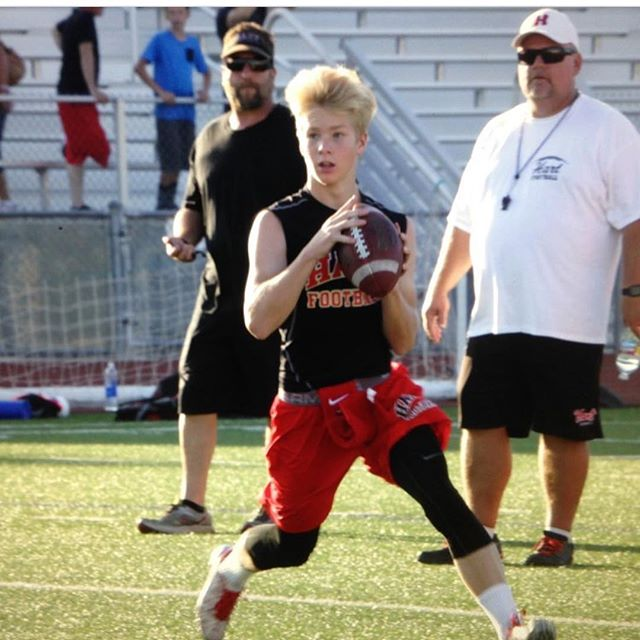 Qb you betta watch #youngguns #4OESup