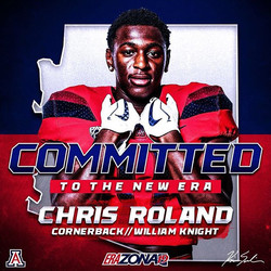 Congrats to Chris Roland on committing t