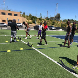 100 degrees and we still went to work! G