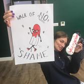 Do the Walk of No Shame