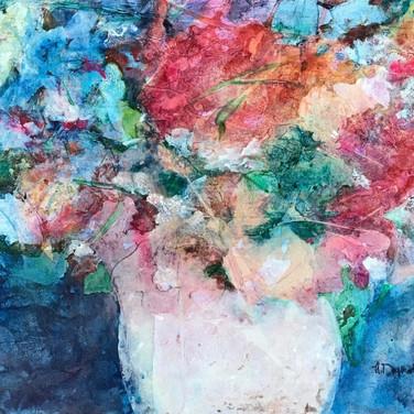 Bouquet intérieur