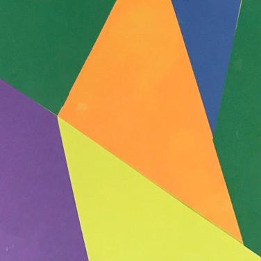 violet, vert, jaune...