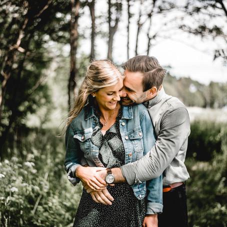 Forlovelsesfotografering i Horten